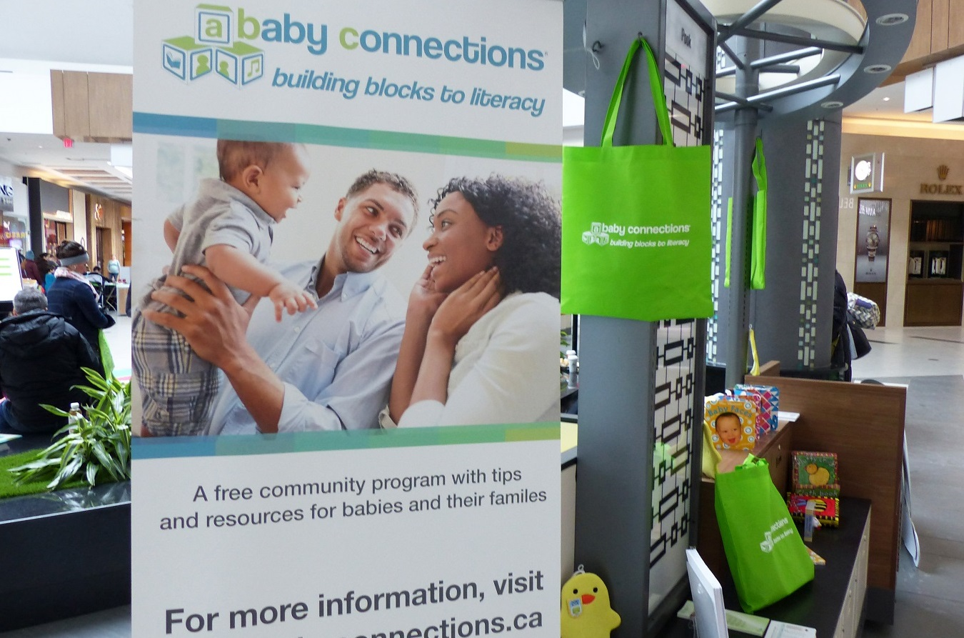 Strong Start is a steering partner for the Baby Connections program.